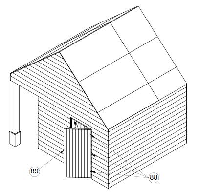 houten garage bouwen