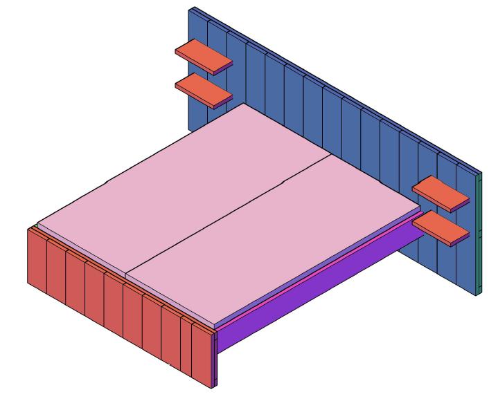 houten bed maken