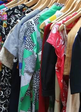 kleren ophangen