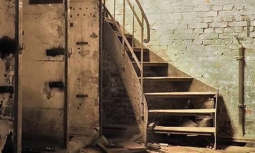 ruimte trap