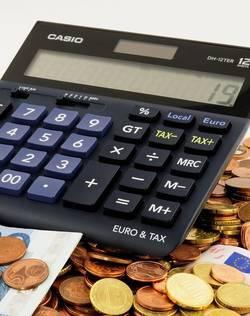 rekenmachine geld