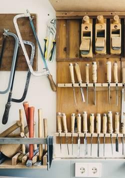 gereedschap hout