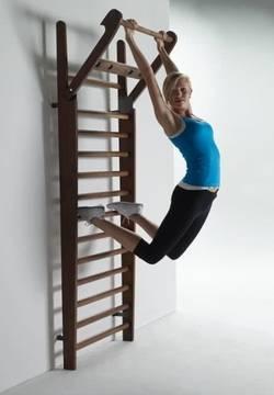 Een klimrek voor fitness