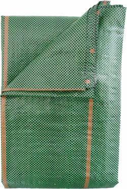 Groen worteldoek