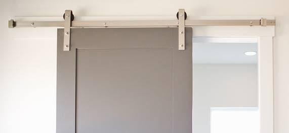 Een mooi schuifdeursysteem